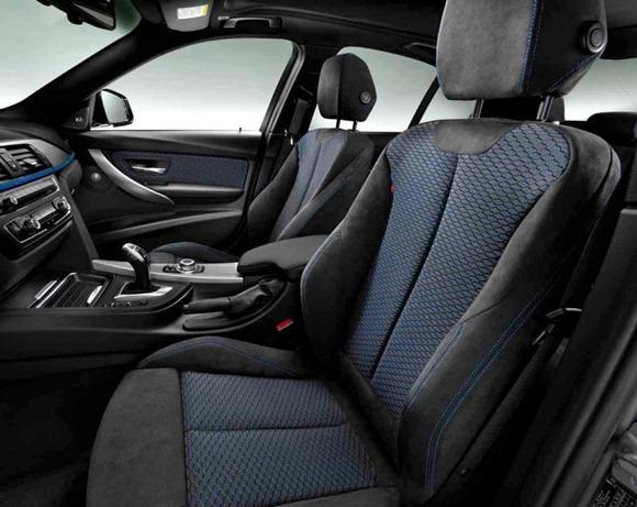 2012 BMW 3-Series 8
