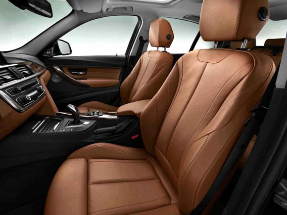 2012 BMW 3-Series 9