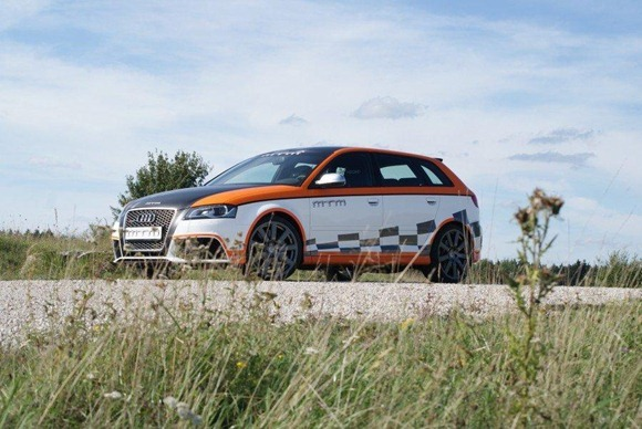 Audi RS3 tuned to 472 HP by MTM 2
