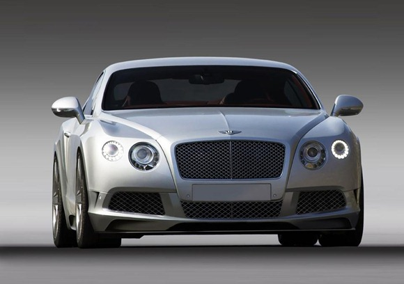 Bentley Continental GT Audentia by Imperium  1