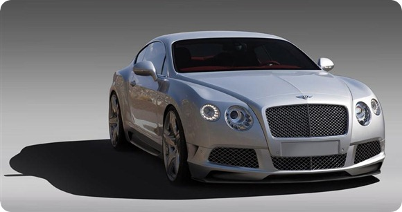 Bentley Continental GT Audentia by Imperium  2