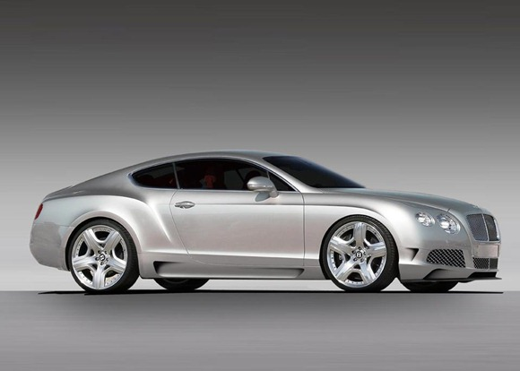 Bentley Continental GT Audentia by Imperium  3