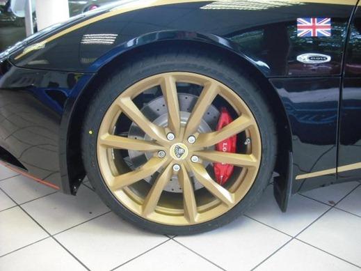 Lotus Evora S GP 4