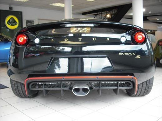 Lotus Evora S GP 5