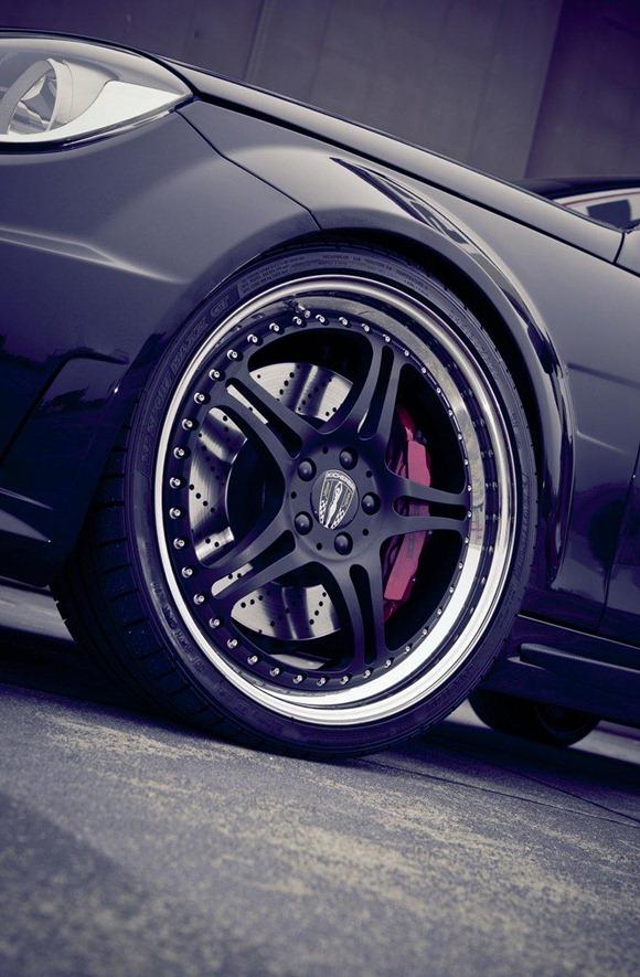 Mercedes-Benz C63 T AMG by Kicherer  1