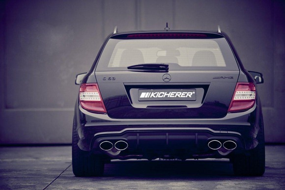 Mercedes-Benz C63 T AMG by Kicherer  3