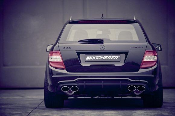 Mercedes-Benz C63 T AMG by Kicherer  3