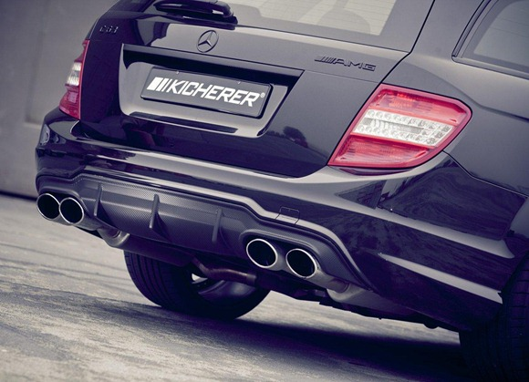 Mercedes-Benz C63 T AMG by Kicherer  4