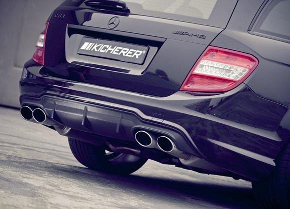 Mercedes-Benz C63 T AMG by Kicherer  4