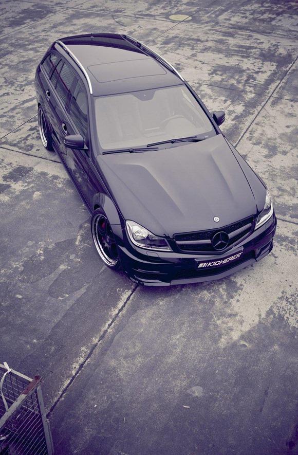 Mercedes-Benz C63 T AMG by Kicherer  5