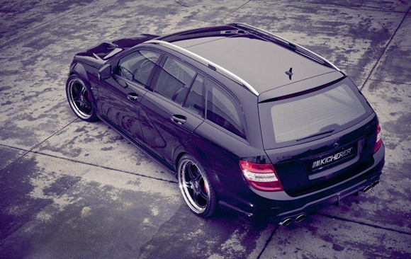 Mercedes-Benz C63 T AMG by Kicherer 6