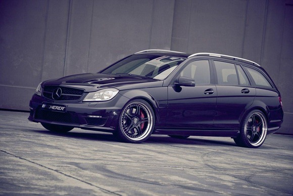 Mercedes-Benz C63 T AMG by Kicherer