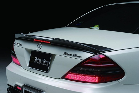Mercedes-Benz R230 SL-Class Sports Line Black Bison Edition by Wald International 14