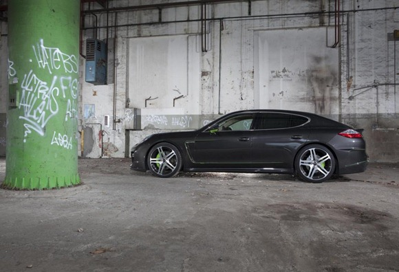 Porsche Panamera S Hellboy by Edo Competition 12