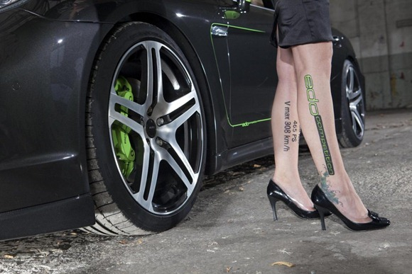 Porsche Panamera S Hellboy by Edo Competition 16