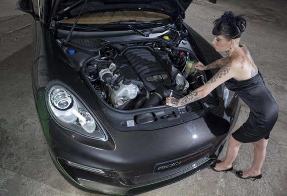Porsche Panamera S Hellboy by Edo Competition 18