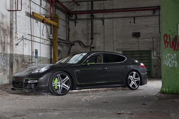 Porsche Panamera S Hellboy by Edo Competition 1