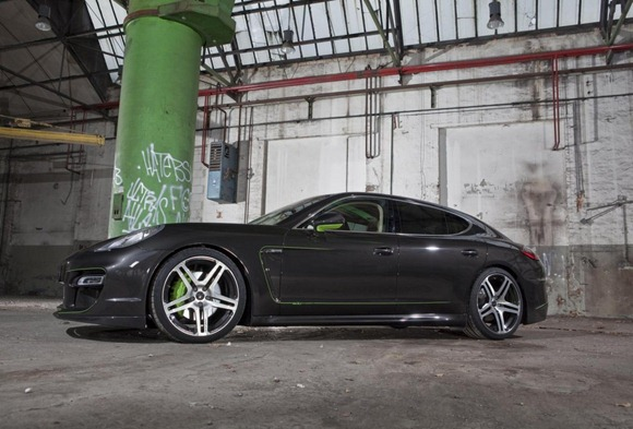 Porsche Panamera S Hellboy by Edo Competition 20