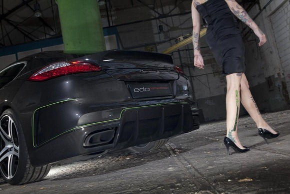 Porsche Panamera S Hellboy by Edo Competition 21