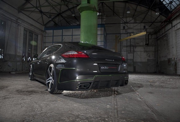 Porsche Panamera S Hellboy by Edo Competition 22
