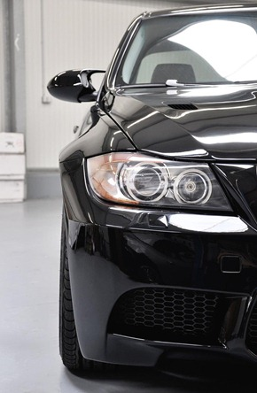 Wide-body kit for the E90 BMW 3-Series (16)