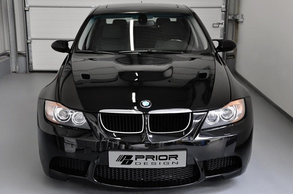 Wide-body kit for the E90 BMW 3-Series (17)
