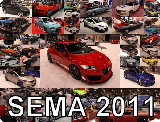 SEMA 2011