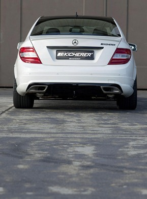 Mercedes C63 White Edition by KICHERER 2
