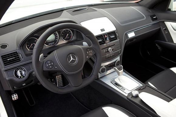 Mercedes C63 White Edition by KICHERER 5