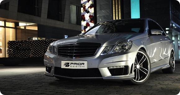 Prior-Design body kit for Mercedes E-Class  (14)