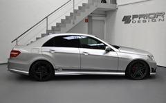 Prior-Design body kit for Mercedes E-Class  (3)
