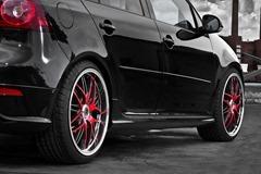 Schmidt Revolution Volkswagen Golf GTI  3