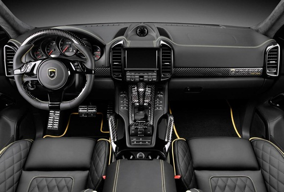 TOPCAR Porsche Cayenne Vantage 2 Carbon Edition (14)