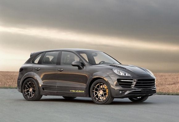 TOPCAR Porsche Cayenne Vantage 2 Carbon Edition (16)