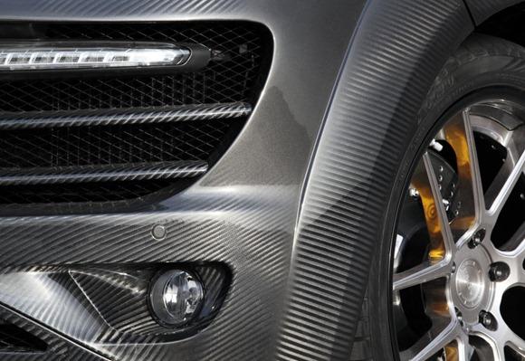 TOPCAR Porsche Cayenne Vantage 2 Carbon Edition (18)