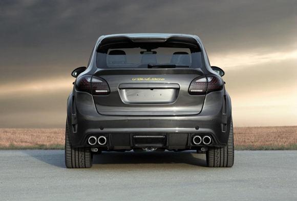 TOPCAR Porsche Cayenne Vantage 2 Carbon Edition (1)