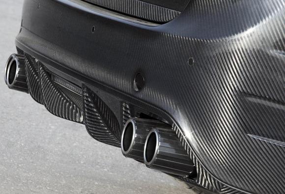 TOPCAR Porsche Cayenne Vantage 2 Carbon Edition (20)