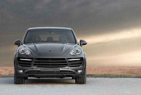 TOPCAR Porsche Cayenne Vantage 2 Carbon Edition (23)