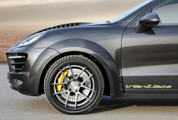 TOPCAR Porsche Cayenne Vantage 2 Carbon Edition (5)