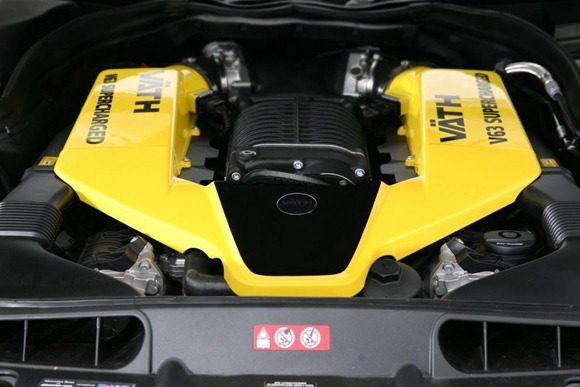 VÄTH V63 Supercharged with 680 HP 11