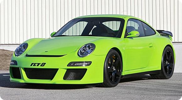 2011 Porsche RUF RGT-8