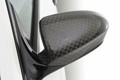 2012-Hamann-BMW-M5-F10M-exterior-carbon-fiber-side-mirror-details