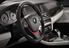 Kostadin-Stoyanov-Vilner-BMW-5-Series-F10-interior-steering-wheel-details