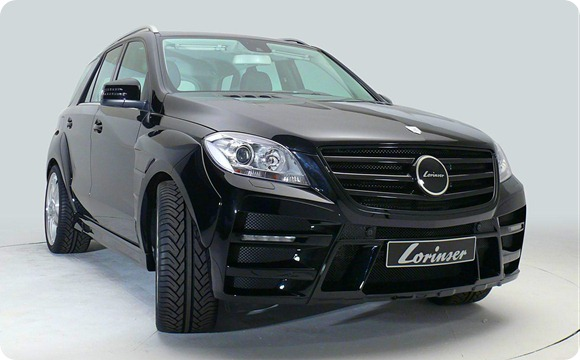 Lorinser-Mercedes-Benz-ML-Class-front-angle-view