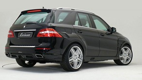 Lorinser-Mercedes-Benz-ML-Class-side-angle-view