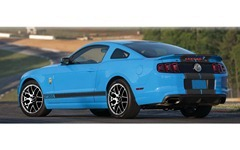 2013-Shelby-GT350-coupe-rear-three-quarter