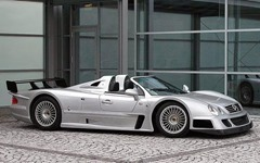 Mercedes CLK GTR AMG Roadster