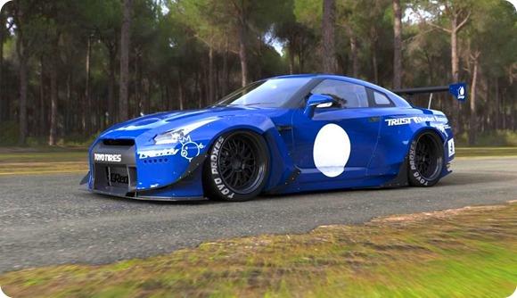 Rocket-Bunny-Nissan-GT-R-widebody-001
