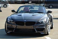 BMW Z4 by Duke Dynamics 1