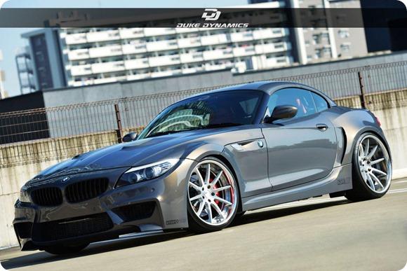 BMW Z4 by Duke Dynamics3